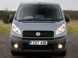 Images of Fiat Scudo Van UK-spec 2007