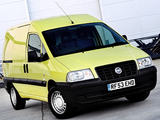 Photos of Fiat Scudo Cargo UK-spec 2004–07