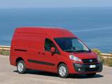 Fiat Scudo Van Maxi 2007 wallpapers
