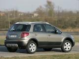 Fiat Sedici 2005–09 images