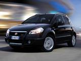Fiat Sedici 2005–09 photos