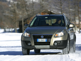 Fiat Sedici 2005–09 photos