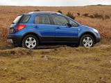 Fiat Sedici UK-spec 2005–09 pictures
