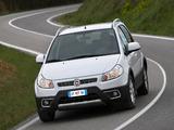 Fiat Sedici 2009 images