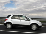 Fiat Sedici 2009 photos