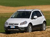 Fiat Sedici 2009 pictures