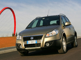 Images of Fiat Sedici 2005–09