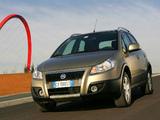 Images of Fiat Sedici 2005–09