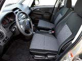 Photos of Fiat Sedici 2005–09