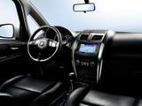 Photos of Fiat Sedici 2009