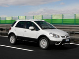 Photos of Fiat Sedici 2009