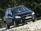 Pictures of Fiat Sedici 2005–09