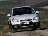 Fiat Sedici 2009 wallpapers
