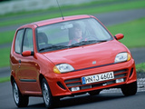 Fiat Seicento Sporting 1998–2001 photos