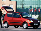 Fiat Seicento (187) 1998–2001 wallpapers