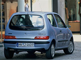 Fiat Seicento 2001–04 pictures