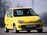 Images of Fiat Seicento Sporting 1998–2001