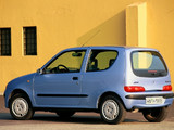 Photos of Fiat Seicento (187) 1998–2001