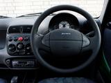 Photos of Fiat Seicento UK-spec 1998–2001