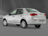 Fiat Siena 2008 wallpapers