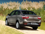 Fiat Grand Siena Essence (326) 2012 images