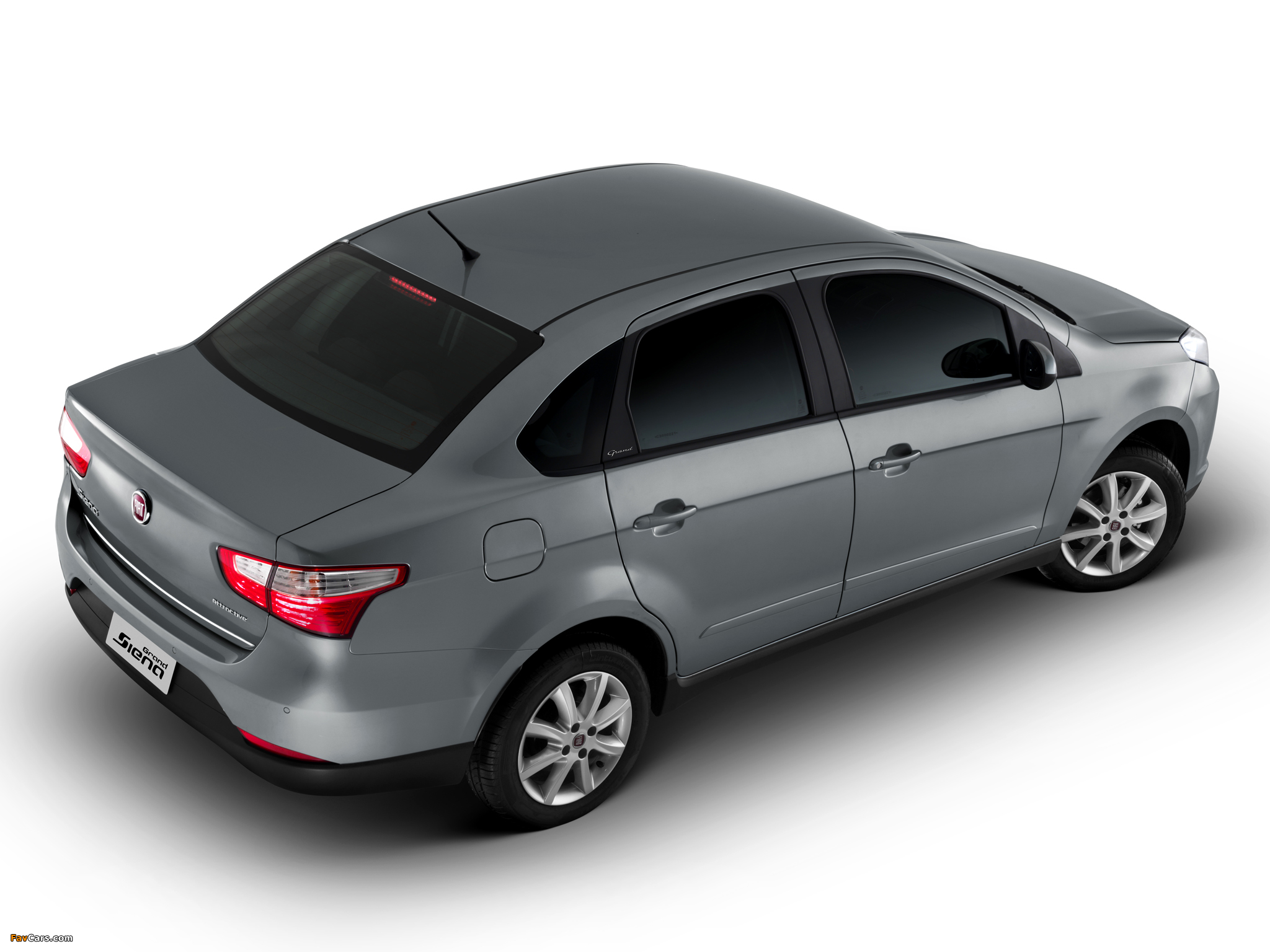 Fiat Grand Siena Attractive (326) 2012 images (2048 x 1536)