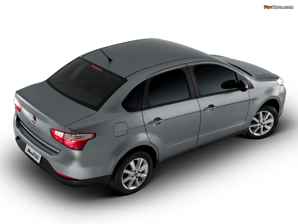 Fiat Grand Siena Attractive (326) 2012 images (1024 x 768)