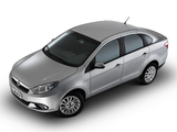 Fiat Grand Siena Essence (326) 2012 wallpapers