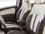 Fiat Grand Siena Sublime (326) 2013 wallpapers