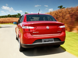 Images of Fiat Grand Siena Attractive (326) 2012