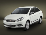 Images of Fiat Grand Siena Sublime (326) 2013