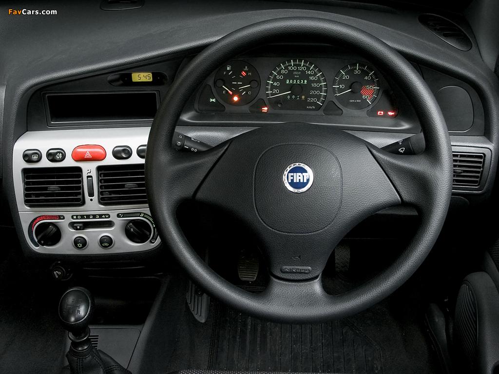 Photos of Fiat Siena ZA-spec (178) 2005–09 (1024 x 768)