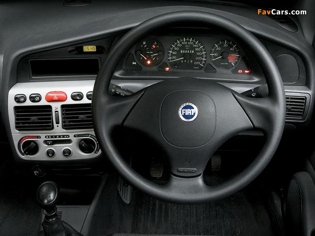 Photos of Fiat Siena ZA-spec (178) 2005–09 (640 x 480)