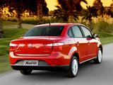 Photos of Fiat Grand Siena Attractive (326) 2012