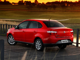 Pictures of Fiat Grand Siena Attractive (326) 2012