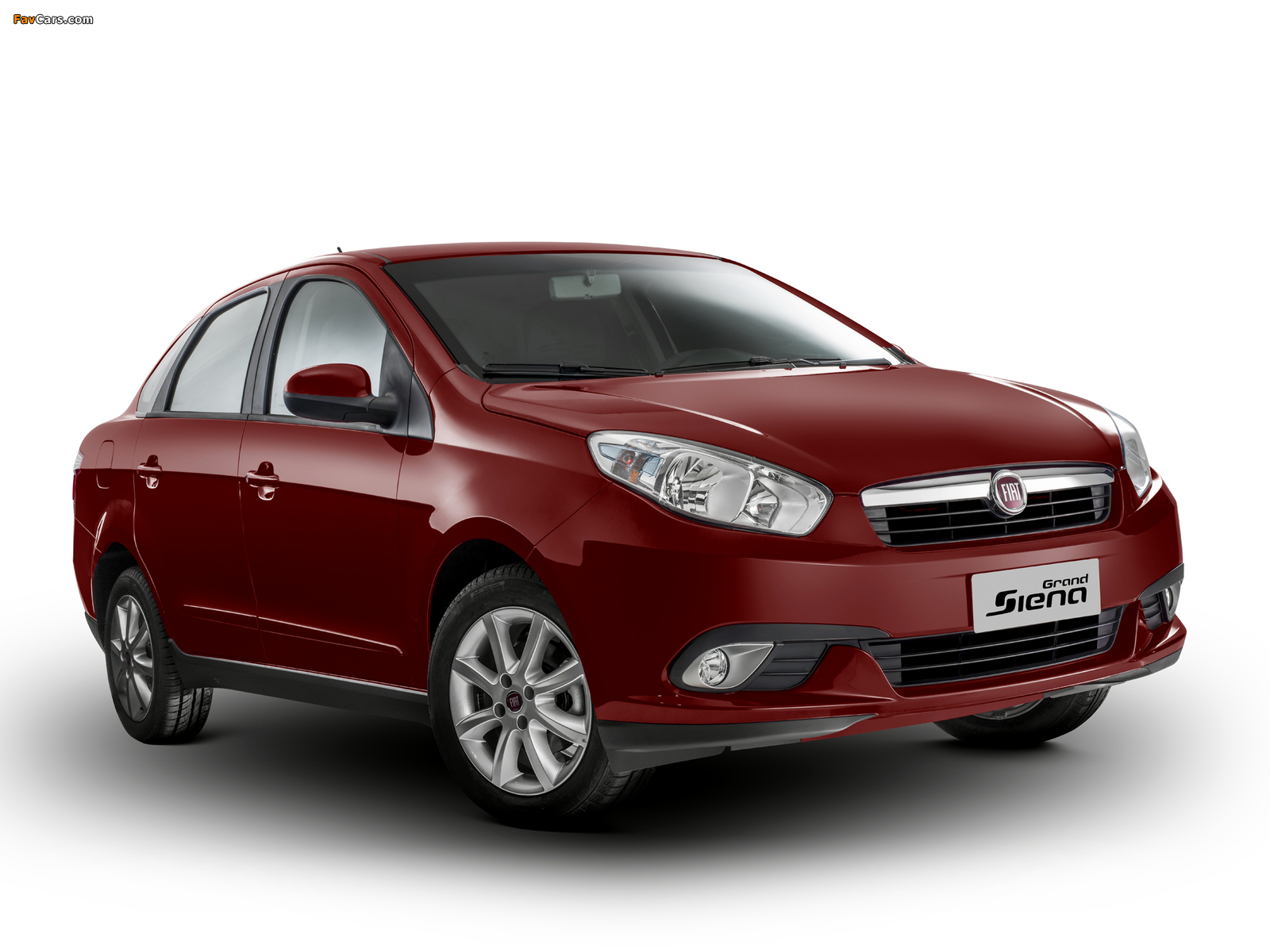 Pictures of Fiat Grand Siena Attractive (326) 2012 (1600 x 1200)