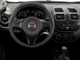 Fiat Grand Siena Attractive (326) 2012 wallpapers