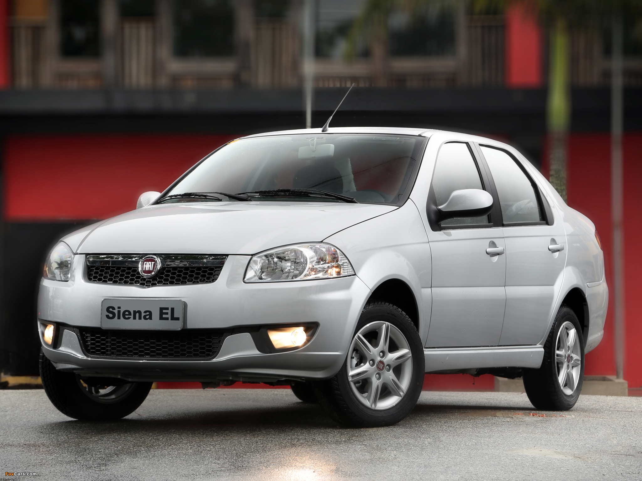 Fiat Siena EL (178) 2012 wallpapers (2048 x 1536)