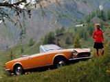 Fiat 124 Sport Spider 1969–79 pictures