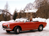 Photos of Fiat 124 Sport Spider 1969–79