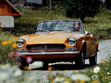 Fiat 124 Sport Spider 1969–79 wallpapers