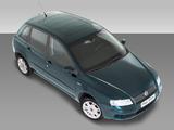 Fiat Stilo BR-spec 2002–08 wallpapers