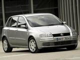 Fiat Stilo 5-door (192) 2004–06 images