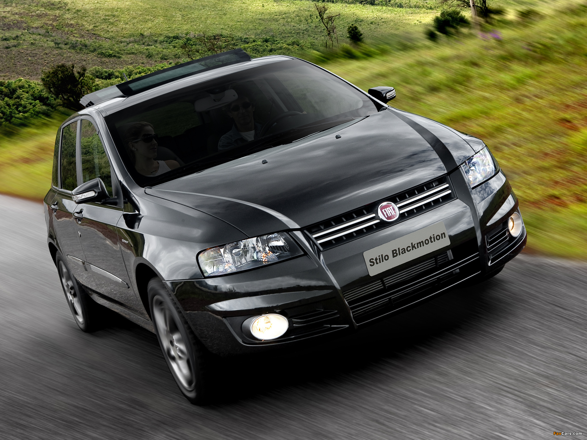 Fiat Stilo BlackMotion (192) 2009 pictures (2048 x 1536)