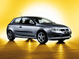 Images of Fiat Stilo 3-door (192) 2001–06
