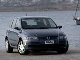 Photos of Fiat Stilo 5-door (192) 2001–04