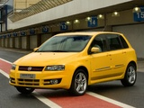 Photos of Fiat Stilo Sporting BR-spec 2008–10