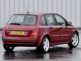 Pictures of Fiat Stilo 5-door UK-spec (192) 2004–06