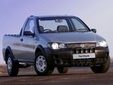 Fiat Strada ZA-spec 2005–12 images