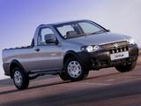 Fiat Strada ZA-spec 2005–12 pictures